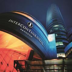 โรงแรม อินเตอร์คอนติเนนตัล กรุงเทพ ประเทศไทย