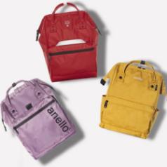 ส่วนลด Anello | รวมกระเป๋าเป้สุด Exclusive มีขายเฉพาะในประเทศไทย!