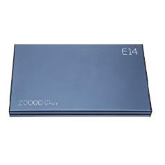 Eloop  แบตสำรอง Power Bank ความจุ 20000mAh สีดำ