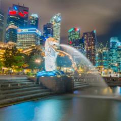 เอ็กซ์พีเดีย ดีลท่องเที่ยว : ตั๋วเครื่องบิน ไปกลับ กรุงเทพฯ - สิงคโปร์ Picture