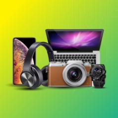 Electronic Shock: โปรฯ JD Central ช้อปสินค้า IT รับเงินคืนสูงสุด 3.92% Picture