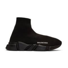 โปรโมชั่น SSENSE : Balenciaga ราคาพิเศษ รุ่น Black Speed Sneakers Picture