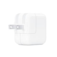 ดีล APPLE : อะแดปเตอร์แปลงไฟ แบบ USB ขนาด 12 วัตต์ + รับเงินคืน 1%