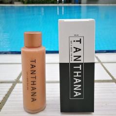 Shopee ดีล : Tanthana Body Tan ครีมผิวแทน กันน้ำ กันเหงื่อ