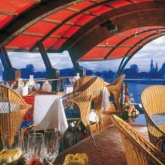 KKday โปรโมชั่น : ล่องเรือชมวิวแม่น้ำเจ้าพระยา พร้อมทานอาหารค่ำ