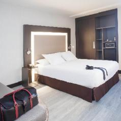 ห้องพัก ราคาถูก โรงแรม โนโวเทล มาดริด เซ็นเตอร์ | มาดริด |สเปน