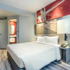 ไอบิส ดีลที่พัก : โรงแรม ไอบิส กรุงเทพ อิมแพค | นนทบุรี | กรุงเทพฯ