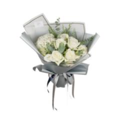 โปรโมชั่น HAPPY FRESH : Heart IS Flower สั่งดอกไม้ออนไลน์ พร้อมจัดส่ง