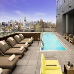 โรงแรมอินดิโก โลเวอร์ อีสต์ไซด์ | นิวยอร์ก | สหรัฐอเมริกา