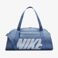 Nike ราคาพิเศษ | กระเป๋า Duffle ผ้าเคลือบกันน้ำ (มี 3 สี เทา/ฟ้า/ชมพู)