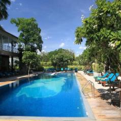Hotels ดีลที่พัก  โรงแรมริเวอร์แคว อ. เมือง จ. กาญจนบุรี