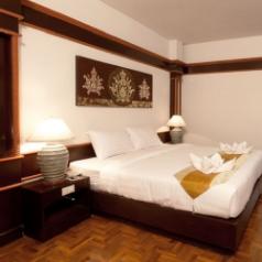 ดีลส่วนลด Agoda โรงแรมบัวรายา ราคาถูกที่สุด แถมอยู่ใกล้สนามบินอีกด้วย
