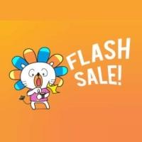 ส่วนลด LAZADA | SUPER FLASH SALE เริ่มต้นที่ 9 บาทเท่านั้น!! Picture