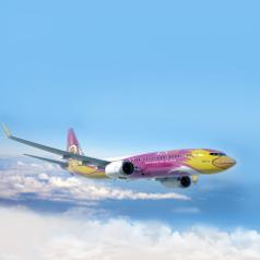 โปรโมชั่น นกแอร์ เส้นทางบินในประเทศ เริ่มเพียง 880 บาท/เที่ยว Picture