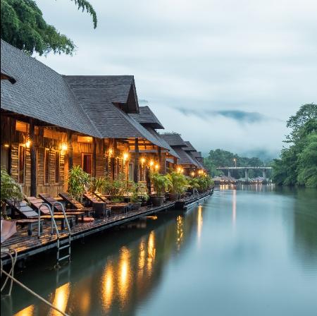 Agoda ดีลที่พัก : ที่พัก กาญจนบุรี ราคาถูก มากกว่า 200 แห่ง