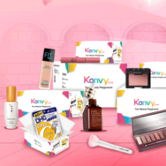 โปรโมชั่น Konvy : ดีลแห่งความรัก Valentine's Mega Sale ลดสูงสุด 94%