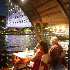 Eoasia ดีล : ล่องเรือชมวิว พร้อมทานอาหารค่ำ   กรุงเทพฯ   ประเทษไทย