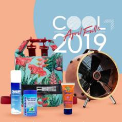 King Power Promotion : Cool 2019 รวมสินค้าราคาพิเศษ ลดสูงสุด 70%