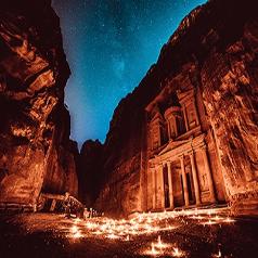 H.I.s ทัวร์ เที่ยว จอร์แดน Wonderful of the world in Jordan 7วัน 4คืน