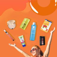 ดีลส่วนลด Konvy : Summer Sale สวยเป๊ะปังรับหน้าร้อน ลดราคาสูงสุด 80%
