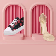 Shopee โปรโมชั่น : รองเท้า แฟชั่น เทรนด์ใหม่มาแรง